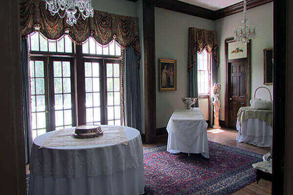 Hermitage Rippy Estate Banquet Room picture