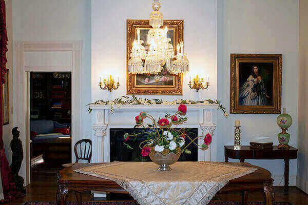 Hermitage Rippy Estate Dinning Room picture