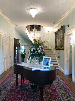 Hermitage Rippy Estate Foyer picture